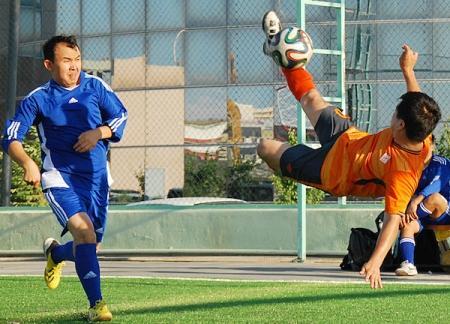 Выбери лучший гол Чемпионата Актау по футболу (6х6)