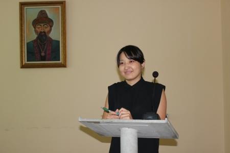Десять молодых специалистов пришли работать в суды Мангистауской области