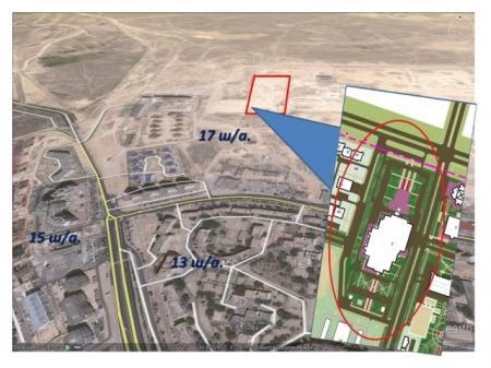 Для Ледового дворца предложили участок в 17 микрорайоне Актау