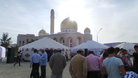 В Актау празднуют Ораза Айт