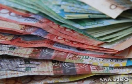 Среднемесячная заработная плата в июне 2014 года в Мангистауской области составила 222 417 тенге