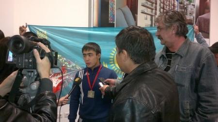 Актауский дзюдоист Айбек Имашев примет участие в чемпионате мира
