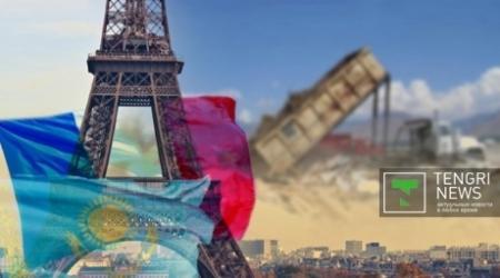 80 тонн опасных отходов вывез Казахстан во Францию