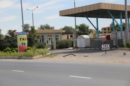 В Актау поднялись цены на сжиженный газ