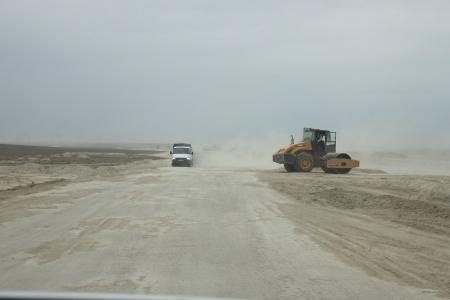 Алик Айдарбаев рассказал о планах по строительству автодороги Бейнеу-Шалкар