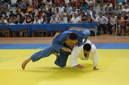 В Актау 2 августа стартует международный турнир по дзюдо