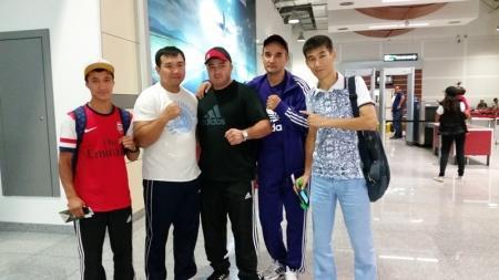 Сборная Мангистау в пятый раз выходит в полуфинал Кубка казахстанской федерации бокса