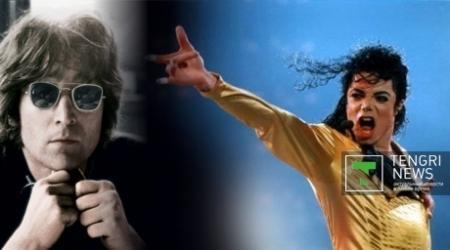 Представители Майкла Джексона и Джона Леннона получают гонорары в Казахстане