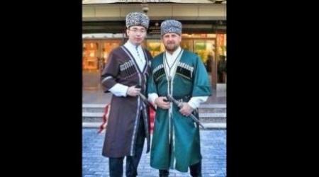 Казахстанец работает советником Рамзана Кадырова