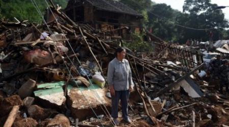 Среди погибших при землетрясении в Китае казахстанцев нет