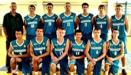 Молодой баскетболист из Актау попал в сборную Казахстана