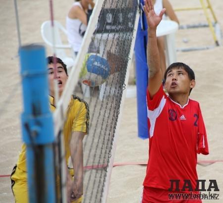 В Актау состоится международный турнир по пляжному волейболу среди инвалидов