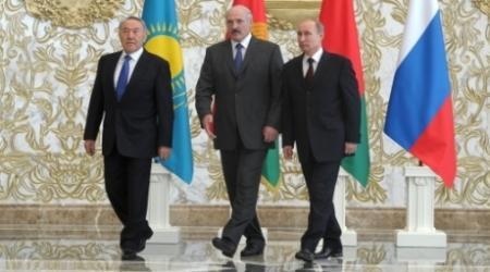 Путин обсудил с Лукашенко и Назарбаевым ответные санкции России