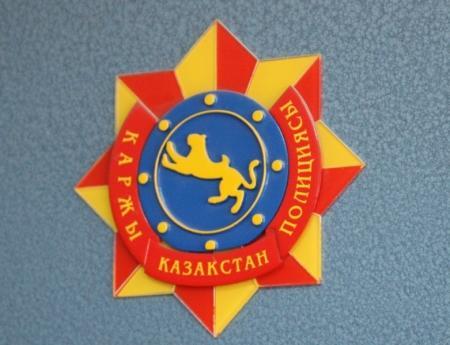 В Актау финансовой полицией задержаны председатель дисциплинарного совета и заведещая отделом государственной службы