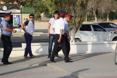 Власти Актау возьмут под контроль незаконные торговые точки и строительные объекты