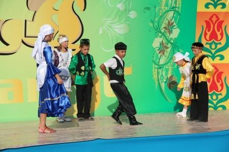 Актауские татары отметили Сабантуй