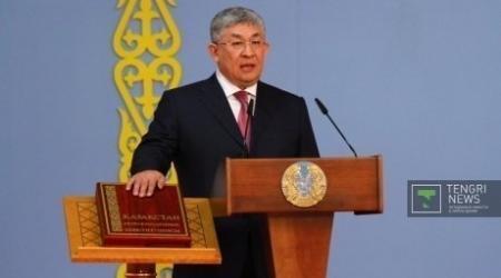 На левобережье Сырдарьи будет воздвигнут новый город - Кушербаев