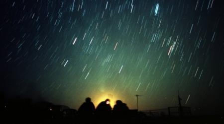 Метеорный поток казахстанцы увидят в ночь на 13 августа