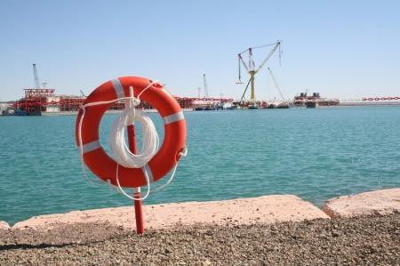 Спасатели села Курык нашли в море и доставили на берег трех человек