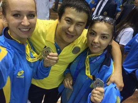 Сборная Мангистауской области по карате-до выступила на чемпионате Азии