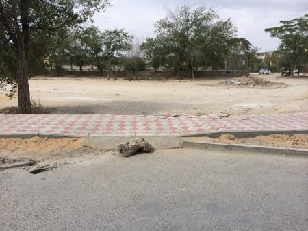 Разве это тротуары у нас строят?