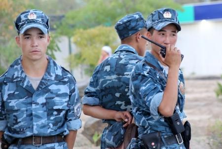 В Мангистау проходит ОПМ «Нулевая терпимость»