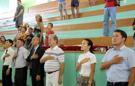 В Актау прошел открытый турнир по настольному теннису
