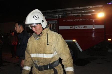 В Мангистау за неделю сгорели две автомашины