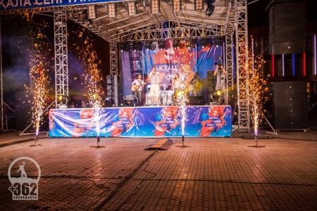 На Aktau Open Fest выступят ST, Жара и Каста