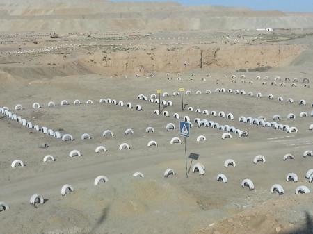 Соревнования военных водителей стартовали в Актау