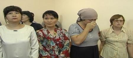 Двоим осужденным по делу о хищении миллиарда тенге из Народного банка смягчили приговоры
