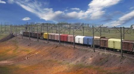 Назарбаев дал старт работе двух новых железных дорог