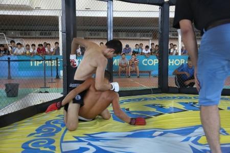 В Актау стартовал турнир по национальному виду единоборств - жекпе-жек