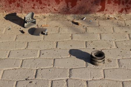 В Актау столкнулись автомобили «Ниссан» и «Тойота Камри»