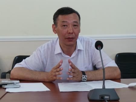 Бахытжан Момбеков: Министерство сельского хозяйства поможет мангистауским животноводам справиться с засухой