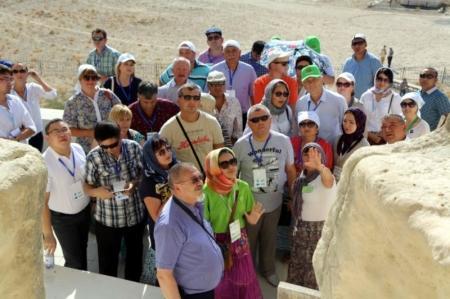 Дорого, зелени нет, нужно развиваться. Мнения делегатов конференции городов всемирного наследия о туризме в Мангистау