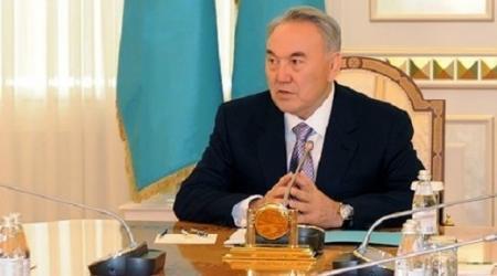 Назарбаев: Кровопролитие на Украине продолжаться не может