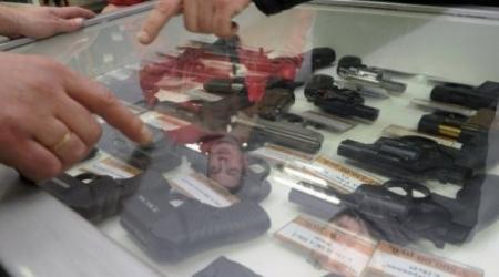 Выкуп травматического оружия стартует в Казахстане в январе 2015 года