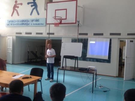 Турнир по боксу, посвященный Дню Конституции, стартовал в Актау