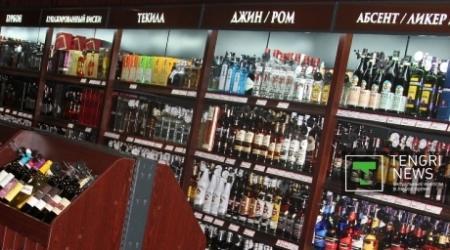Не весь импортный алкоголь запретят в Казахстане с 1 октября