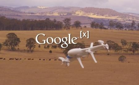 Google представил свою систему доставки грузов беспилотниками Project Wing