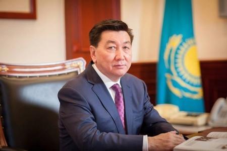 Поздравление акима Мангистауской области с Днем Конституции Республики Казахстан