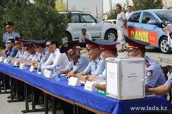 Очередная «Приемная на дороге» пройдет в Актау 19 сентября