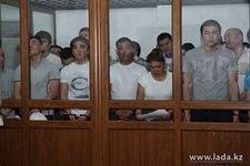 Девять из тринадцати осужденных по делу о беспорядках в Жанаозене вышли на свободу