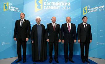 Н. Назарбаев: Первостепенная задача - защитить уникальную биосистему Каспия