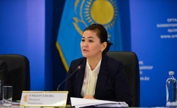 Всех детей в Казахстане вакцинируют от пневмококковой инфекции в 2015 году
