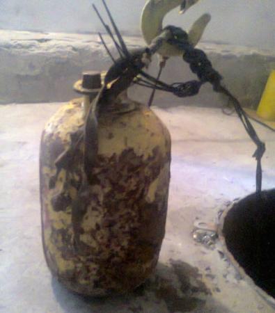 В Мангистау разыскивают контейнер с радиоактивным цезием-137