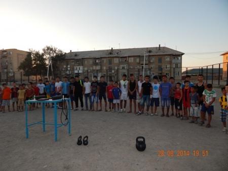 В Мунайлинском районе решили возродить дворовые клубы