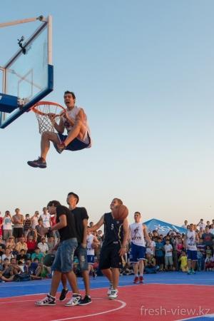 «Герои площадок» стали гостями фестиваля Aktau Open Fest