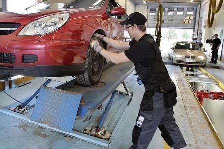 Новые автомобили не будут проходить техосмотр с 2015 года